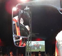 Novosti - Kamera za vožnjo v vzvratnem ogledalu