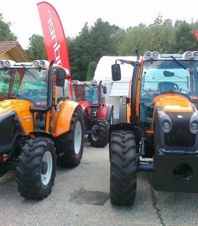 Namenski traktorji za komunalne službe