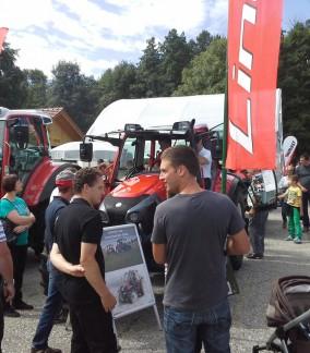 Povsem nov koncept traktorja LINDNER LINTRAC