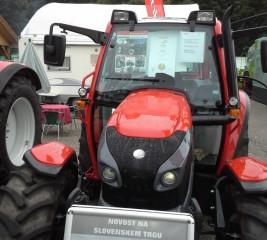 Zlata medalja za traktor Lintrac